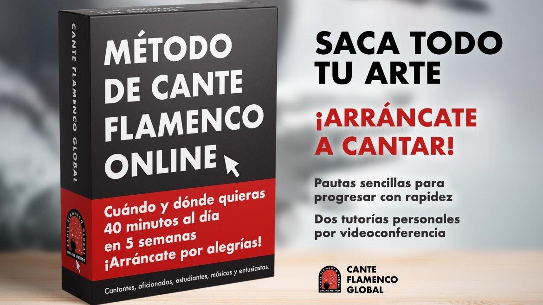 Método de Cante Flamenco Global. Por alegrías.