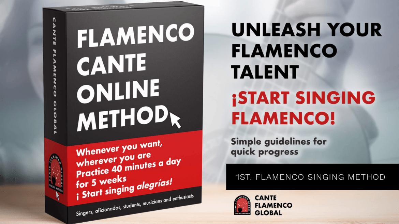 Cante Flamenco Global Method. Alegrias. Do it yourself!