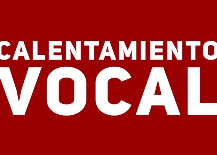 04. Calentamiento vocal