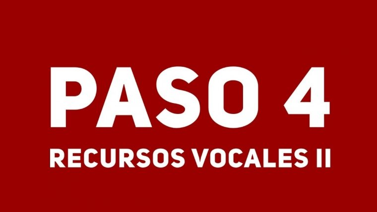09. Recursos vocales II. Mordente inferior. Cante Flamenco Global.