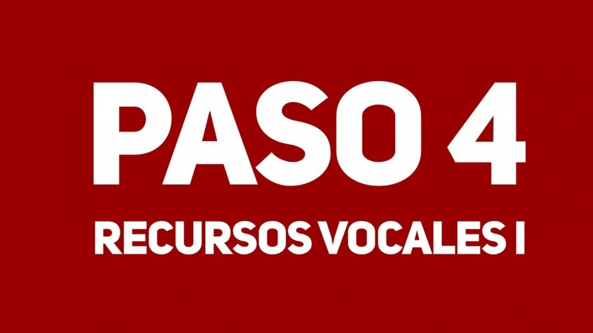 08. Intro a los recursos vocales. Mordente superior. Cante Flamenco Global.