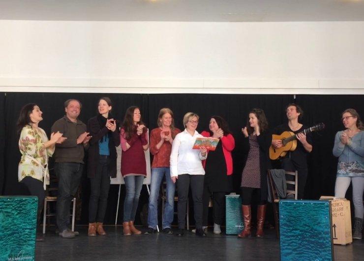 Clases de cante. Taller de Bulerias. Cante Flamenco Global