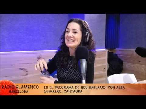 Conoce a Alba Guerrero, cantaora, profesora y coordinadora del Método de Cante Flamenco Global.