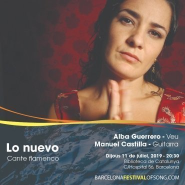 Técnica vocal en el cante flamenco
