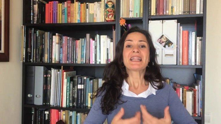 Clase de palmas y cante por bulerias.  Método de Cante Flamenco Global.
